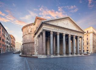 Best of Rome walking tour including the Pantheon.